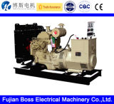 60Hz 550kw 688kVA Wassererkühlung-leises schalldichtes angeschalten worden durch Cummins- Enginedieselgenerator-Set-Diesel Genset