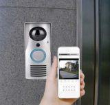 Al aire libre WiFi mirilla visor de la puerta de Monitor de seguridad de la cámara