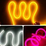 De hete LEIDENE van de Kleuren RGB& van de Verkoop SMD 2835/5050/3528 Strook van het Neon