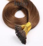 Het Braziliaanse Haar Menselijk Haar I van Remy van de hoogste Kwaliteit van het Haar van 26 Duim Bruin Uiteinde