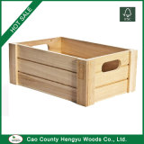 Дружественность к окружающей среде твердых Paulownia древесины для фруктов в салоне
