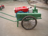 自己Priming Pumpの取り外し可能なDiesel Power Sprinkling Sprinkler Unit