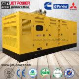 1125kVA 900kw 1250kVA 1MW力のディーゼル発電機の無声タイプ容器の発電機