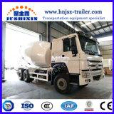 販売のための具体的なミキサーのトラックをロードしている8/10/12m3移動式自己