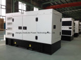 承認されるセリウムISOのホーム使用15kVAの極度の無声ディーゼル発電機セット