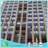 Het geluiddempende EPS van het Bewijs van het Lawaai Comité van de Sandwich van het Cement voor het Hotel van het Ziekenhuis langs het Gebouw van de Straat
