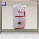 세탁물 롤에 주문 인쇄 LDPE 의복 덮개 부대