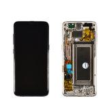 Ecrã LCD sensível ao toque de telefone móvel para a Samsung S8 do conjunto de digitalização
