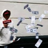 جديد [هوت موني] مطر نقل رذاذ مدفع دولار/يورو مسدّس مدفع صنع وفقا لطلب الزّبون هبة لعب