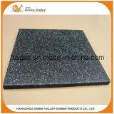 Mat van de Vloer van de Verkoop van de fabriek de Directe Samengestelde Rubber voor Gymnastiek