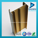 Anodisiertes Aluminiumprofil für Fenster-Tür-Baumaterial
