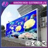 Visualizzazione di messaggio esterna personalizzata di colore completo LED di formato P5