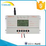 regulador solar da carga de 30A 12V/24V com controle M30 de Light+Timer
