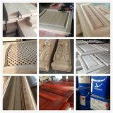 N&L chinesischer Fabrik-Großverkauf-preiswerter festes Holz-Küche-Schrank