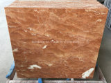 Original Quarry Tea Rose Marble Floor