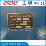 WH06-1.5X3040 수동 유형 팬 상자 접히는 구부리는 기계