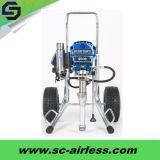 Máquina mal ventilada elétrica de alta pressão portátil da pintura de pulverizador da parede para a venda St500