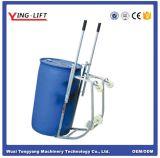 Disponíveis suportes do tambor de descarga e de Carga