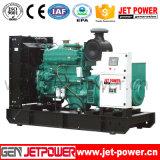 Трехфазный генератор 50Hz 75kVA 60kw тепловозный с двигателями Cummins