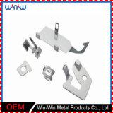 OEM personalizado de perforación de lámina metálica de precisión de piezas de estampación