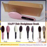 Cepillo de pelo Plancha de cabello Plancha Digital Comb