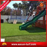 Het duurzame Zachte Anti UV Synthetische Gras van het Gras