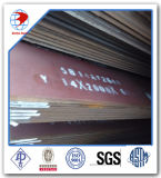 Espessura classe laminada 0.6 milímetros B da placa de aço ASTM A283 de carbono