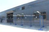 オーストラリアの標準鋼線の網の一時塀はAs4687-2100mm X 2400mm (XMM-TF11)に従う