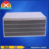 Perfil de aluminio anodizado para el disipador de calor con certificación ISO9001