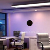 12 LEIDENE van de Cirkel van het Formaat van het uur de Elektrische Digitale Prikklok van de Muur