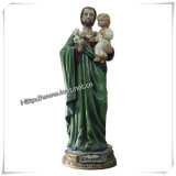 Qualitäts-Jungfrau- Mariastatue, heilige Mary-Statue-fromme Statue (IO-ca038)