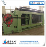 Alta Capacidade Gabion Mesh Machine / Gabion Box Machine