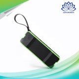 Mini altofalante impermeável ao ar livre de Bluetooth com colhedor