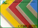 Möbel-Furnierholz lamelliertes Melamin-Papier 18mm