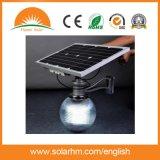 (HM-1540G)庭のための1つの小型LEDの太陽街灯の40W太陽電池パネルそして電池すべて