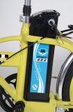 20インチ36VのFoldable電気自転車