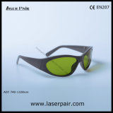 Лучшее качество диодного лазера защитные очки и лазерный защитные очки с рамы55
