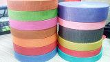 2 buntes flaches 900d pp. gewebtes Material des Zoll-5cm für Beutel