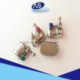 Parentesi ortodontiche dentali del metallo
