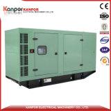 Generatore silenzioso elettrico di potere diesel per regione isolata con il regolatore Dse7320 del CI-NT di Comap Amf25