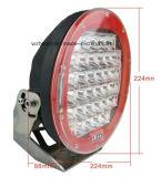 185W 4D LED Lampes de travail 12V 24V CREE Offroad Forklift Car Spotlight Excavator ATV Lamp Tractor Truck Light Boat UTV Spot Beam