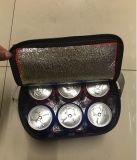 Sacola de refrigeração isolada não tecida de armazenamento