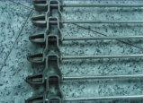 Espiral de cuadrícula de la correa para la refrigeración de alimentos Procesamiento de Equipo de cadena