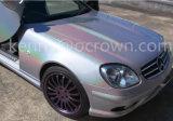 Материал цвета покрытия автомобиля красок Holo серебряный