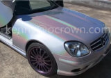 Lack-Auto-Beschichtung-Farben-Material-Pigment Laser-Holo silbernes