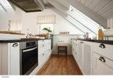 가정 가구 대중적인 백색 현대 높은 광택 부엌 찬장