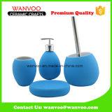 La venta caliente Baño Jabonera Dispensador de loción Accesorios de baño