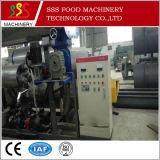 Buena calidad de alta eficiencia de alimentación de los peces que hace la máquina / fabricante de la comida de pescados