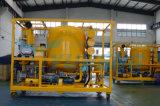 Planta de centrifugação do petróleo da isolação do método do vácuo da série de Zja