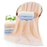 Bath promotionnel de coton/plage/essuie-main de face d'hôtel/à la maison